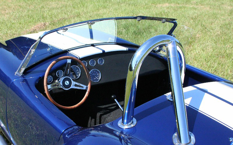 1965 FACTORY FIVE SHELBY COBRA RE-CREATION   - Interior - 49772