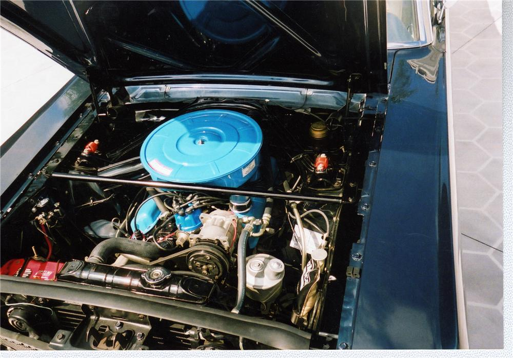 1965 FORD MUSTANG CONVERTIBLE - Engine - 49792