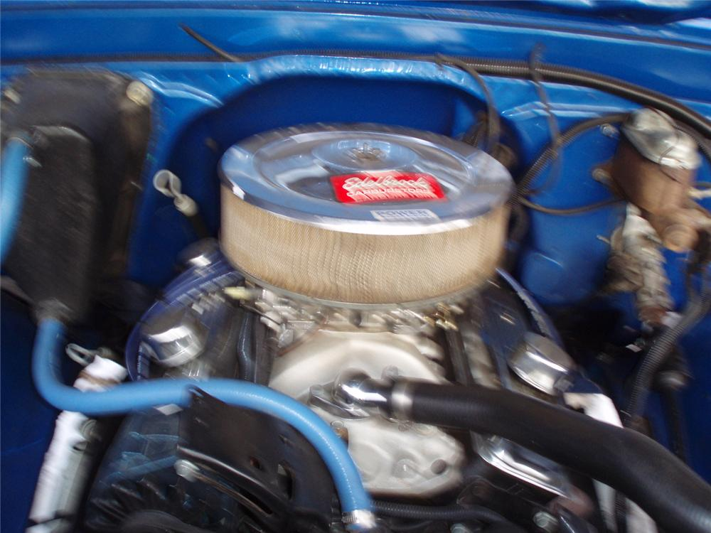 1971 CHEVROLET 1500 PICKUP - Engine - 49795
