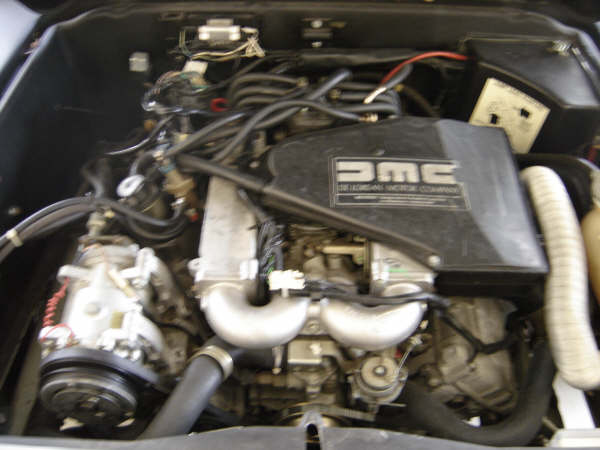 1981 DELOREAN COUPE - Engine - 49849