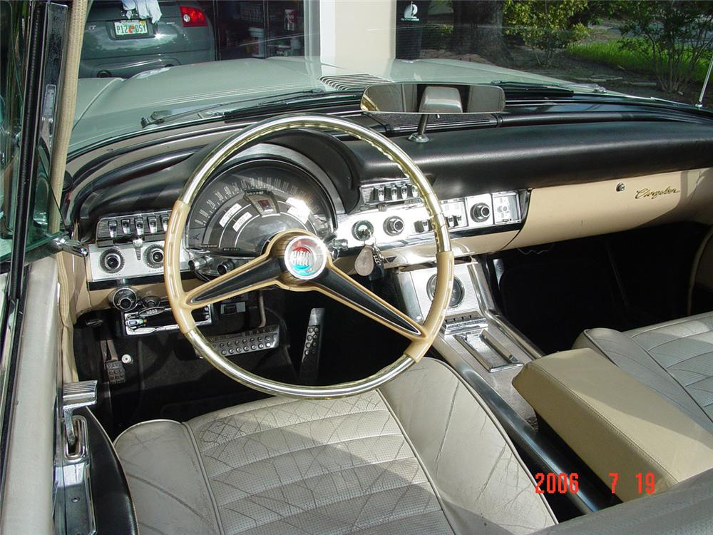 1960 Chrysler 300f Convertible 49903