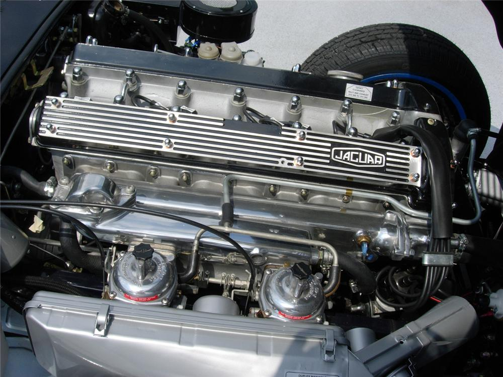 1970 JAGUAR XKE ROADSTER - Engine - 49914