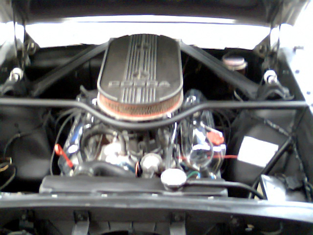 "1966 FORD MUSTANG ""SHELBY R"" FASTBACK RECREATION - Engine - 49918"