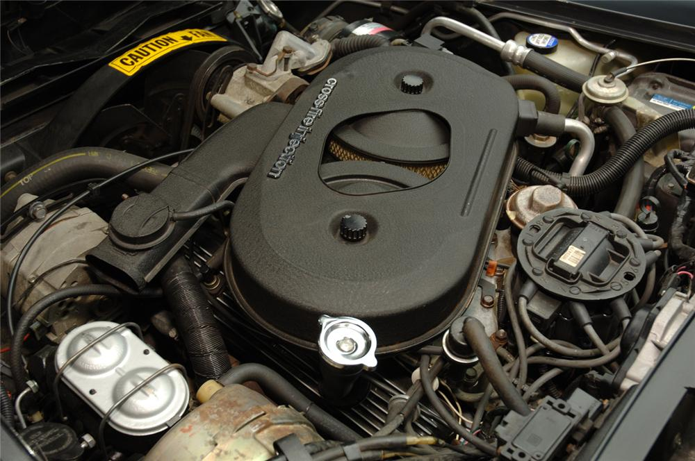 1982 CHEVROLET CORVETTE COUPE - Engine - 50032