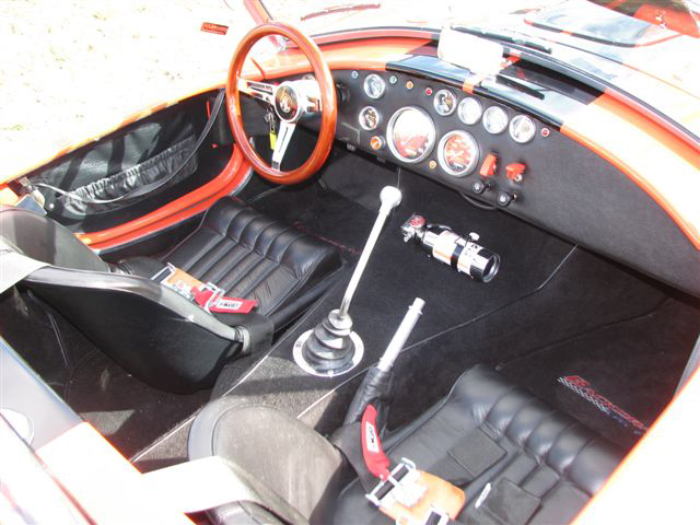 1965 SHELBY COBRA REPLICA ROADSTER - Interior - 50041