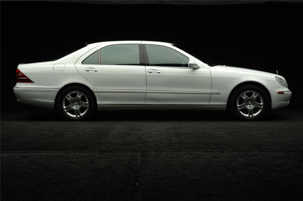 2001 mercedes benz s430 4 door 50585