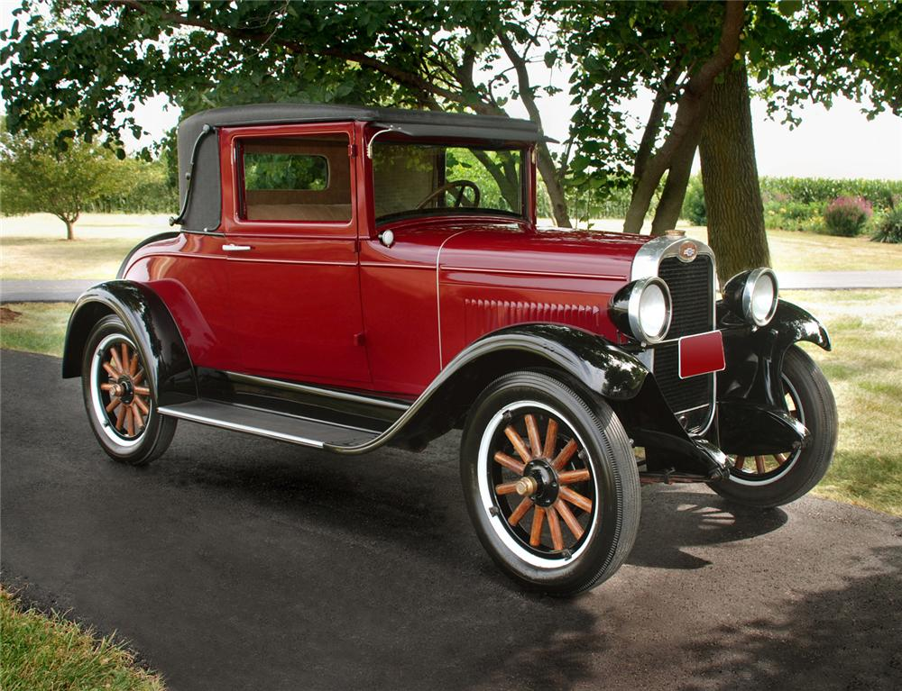 1928 chevrolet landau 2 door coupe 60549