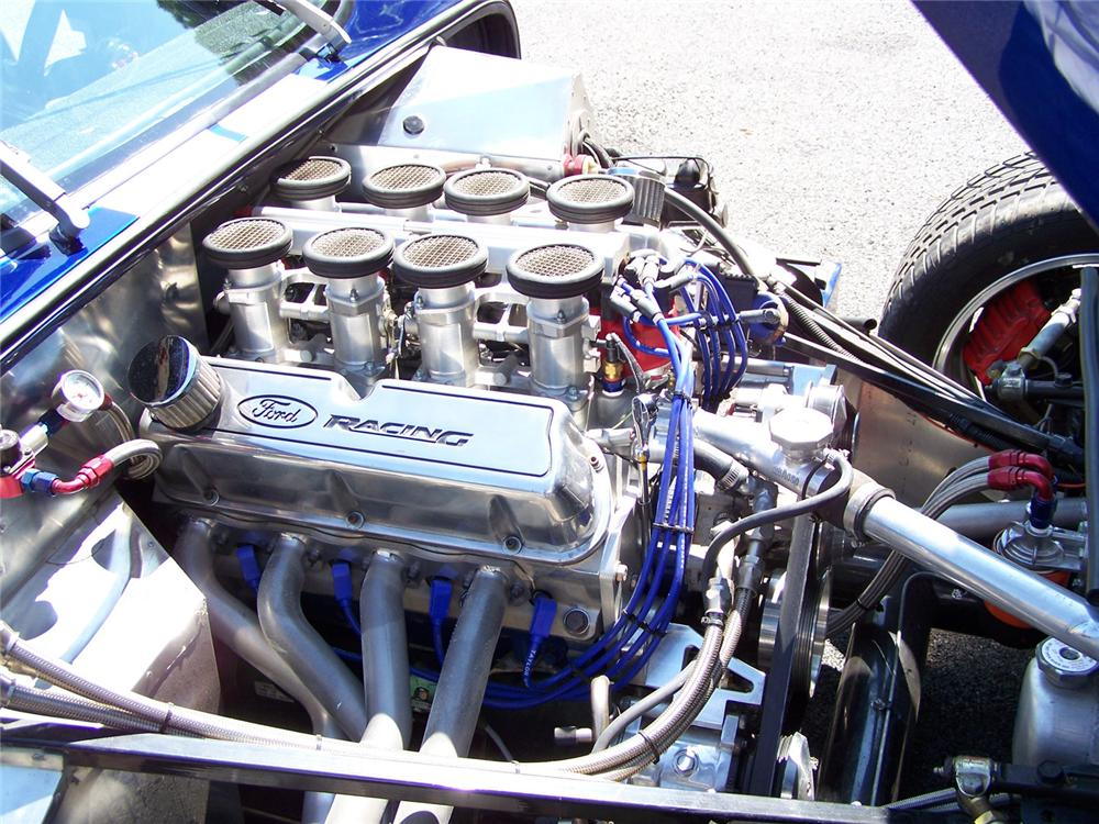 1965 SHELBY DAYTONA COUPE RE-CREATION - Engine - 60557