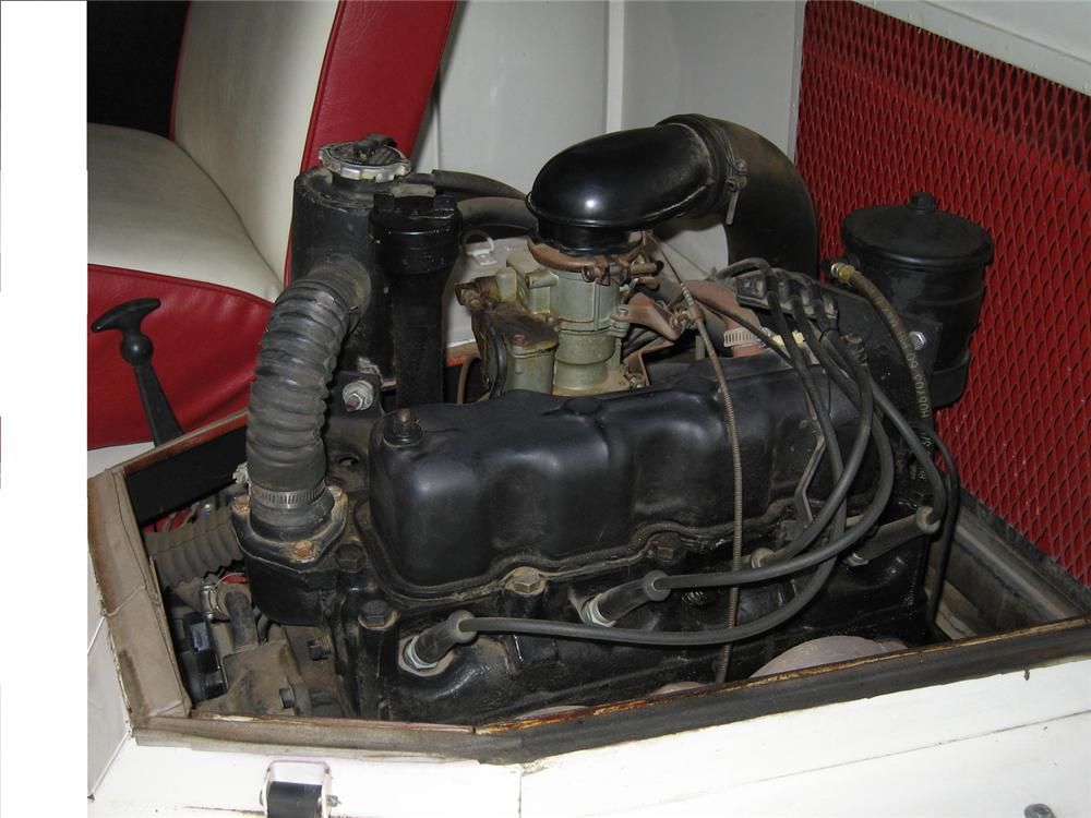 1959 WILLYS FC150 PICKUP - Engine - 60578