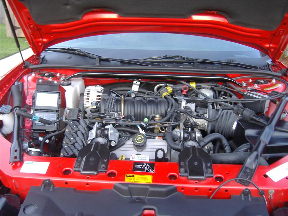 2000 CHEVROLET MONTE CARLO SS COUPE - Engine - 60580