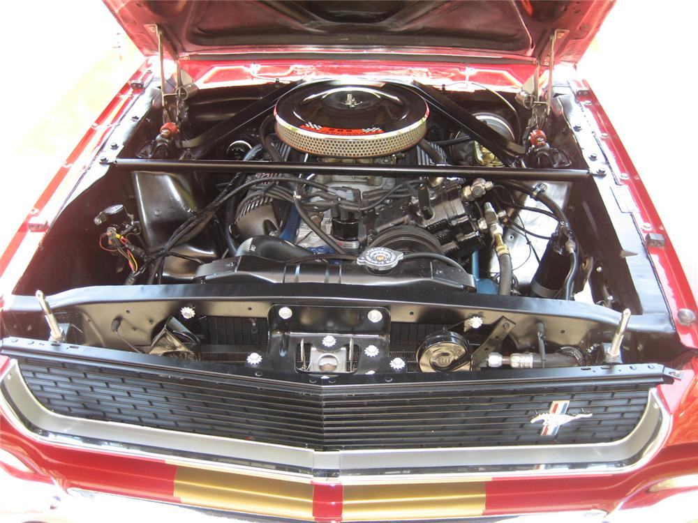 1966 SHELBY GT350 H COUPE - Engine - 60589