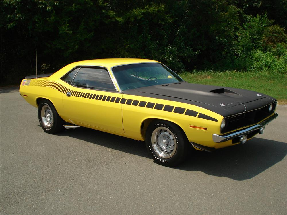 1970 PLYMOUTH CUDA AAR 2 DOOR | 1000 x 750 jpeg 108kB