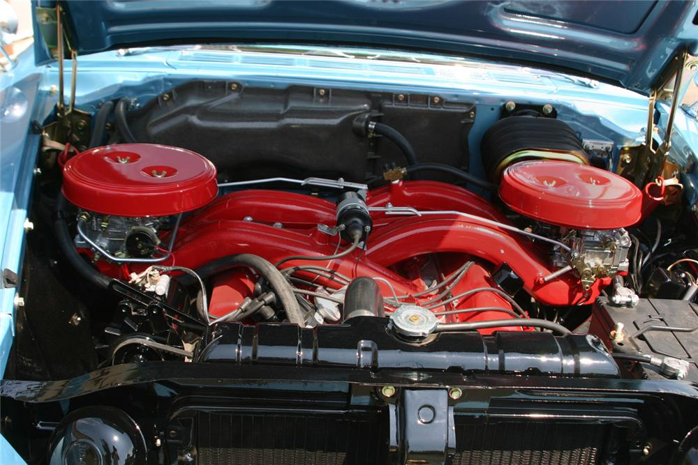 1960 DODGE POLARA 2 DOOR HARDTOP - Engine - 60692