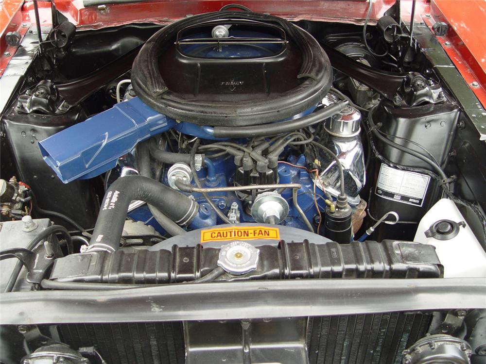 1968 FORD MUSTANG 428 CJ FASTBACK - Engine - 60732