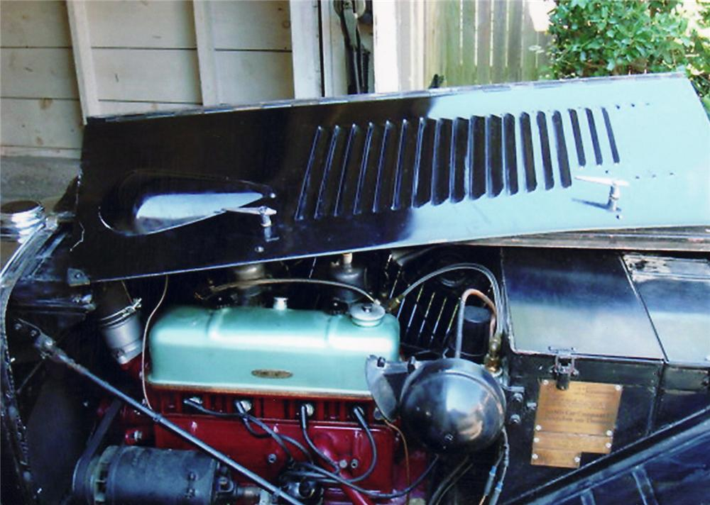 1949 MG TC ROADSTER - Engine - 60753