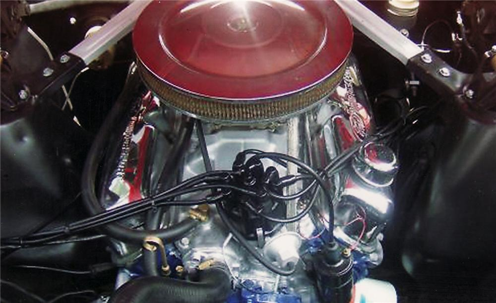 1965 FORD MUSTANG CUSTOM FASTBACK - Engine - 60763