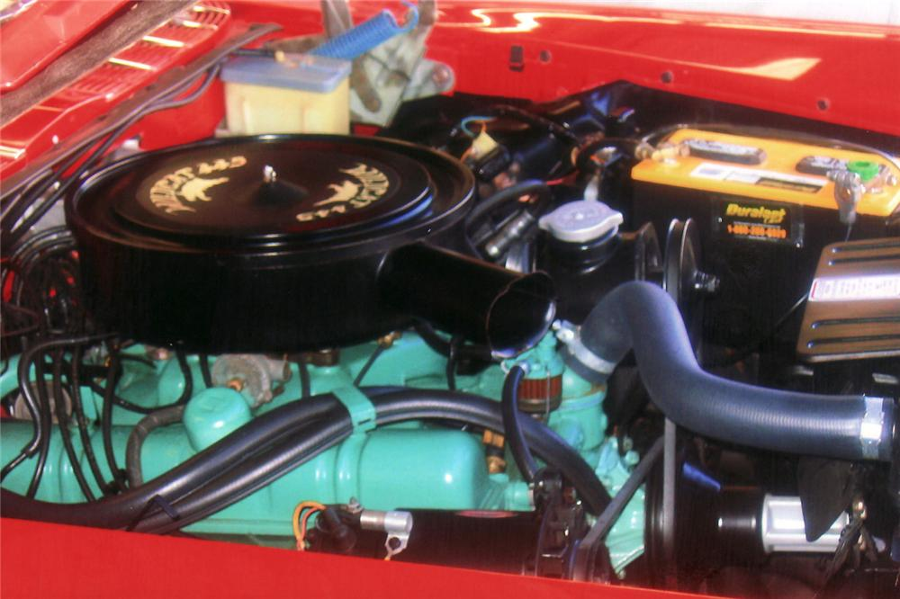 1960 BUICK ELECTRA 225 CONVERTIBLE - Engine - 60766