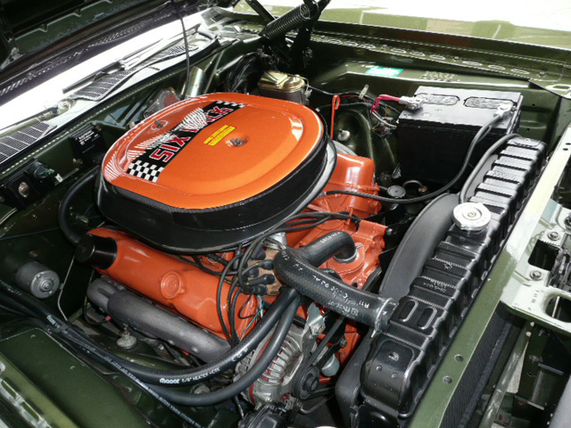 1970 DODGE CHALLENGER R/T 2 DOOR HARDTOP - Engine - 60795