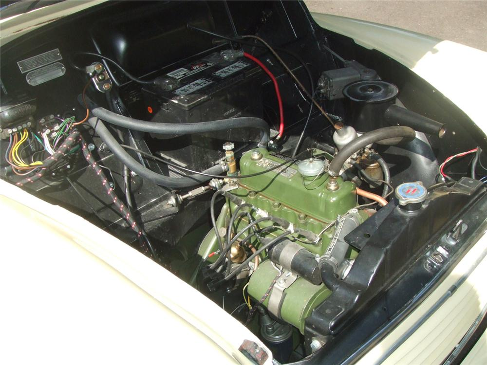 1960 MORRIS MINOR PICKUP - Engine - 60818