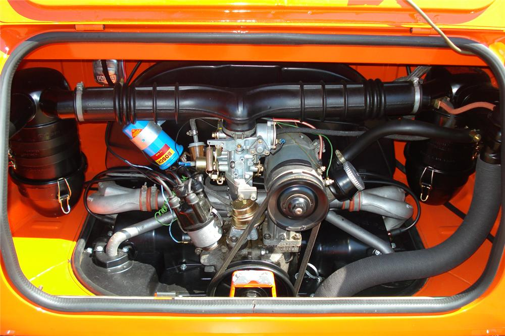 1973 VOLKSWAGEN THING CONVERTIBLE - Engine - 60851
