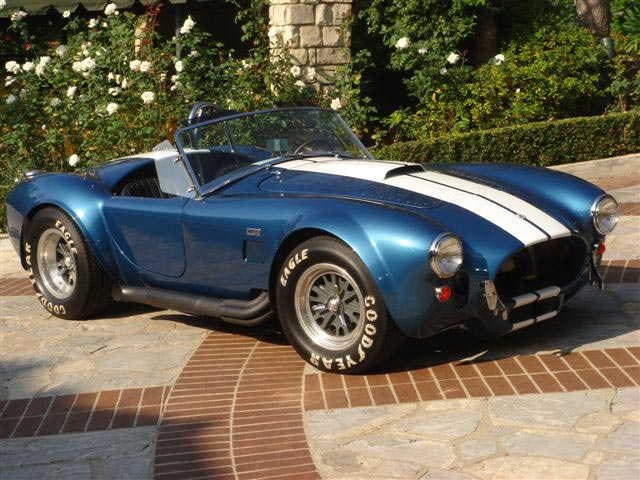 1967 SHELBY COBRA ROADSTER CSX3294 - Front 3/4 - 60878
