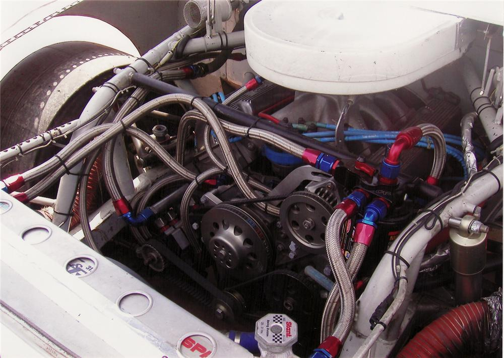 1998 FORD TAURUS RACECAR NASCAR #12 - Engine - 60891