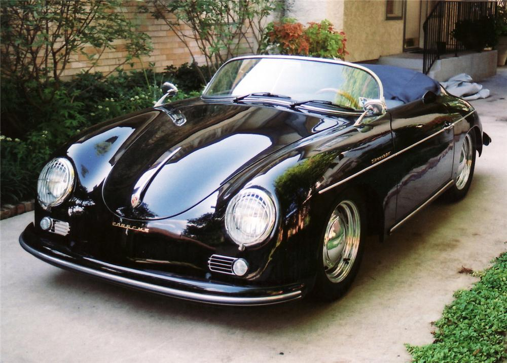 1956 Porsche 356 Speedster Re Creation 60905