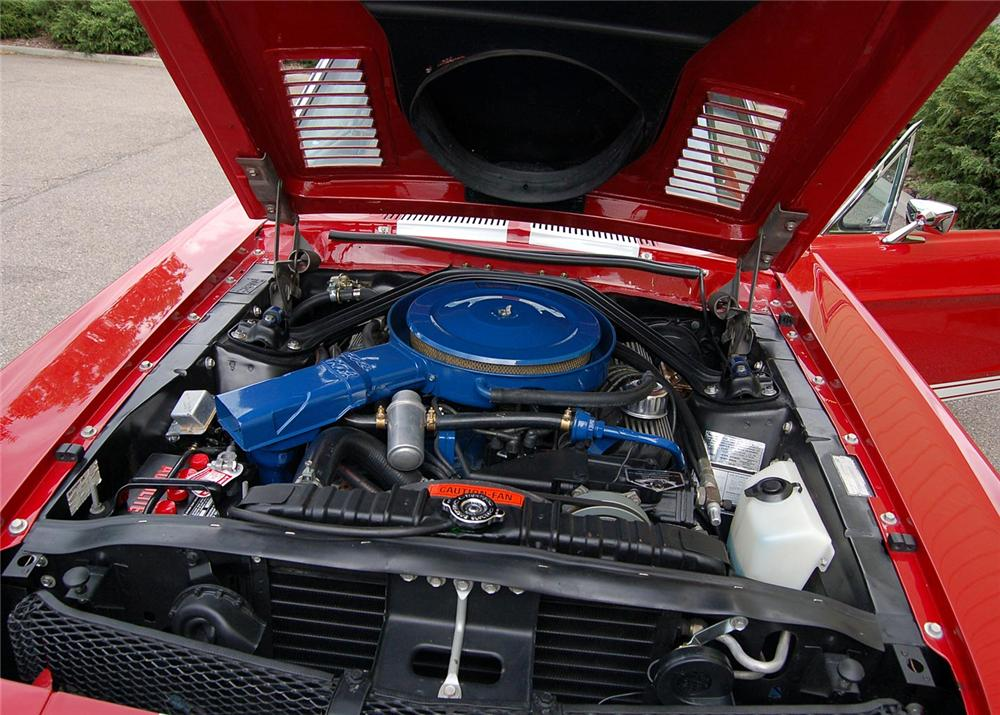 1968 SHELBY GT500 KR CONVERTIBLE - Engine - 60944