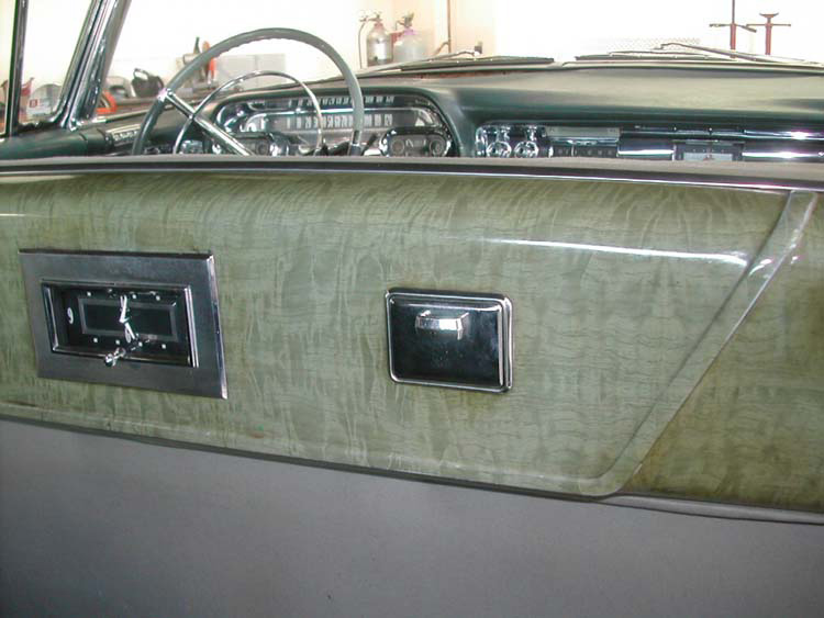 1957 CADILLAC FLEETWOOD SERIES 75 LIMO - Interior - 60963