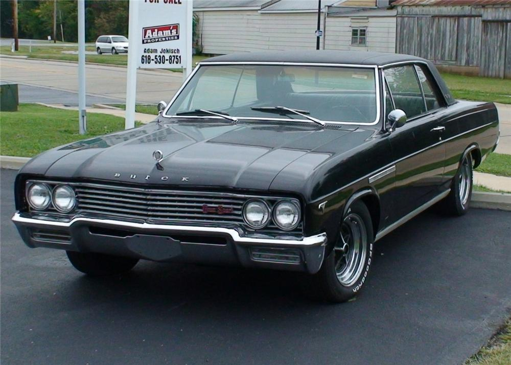 1965 BUICK SKYLARK GS COUPE - Front 3/4 - 60965