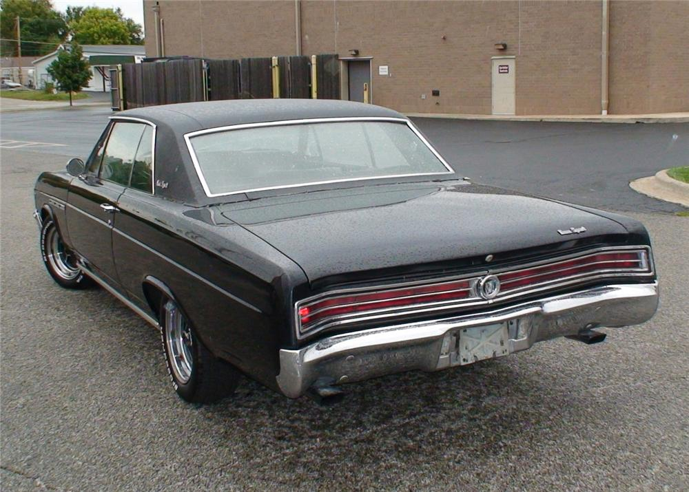 1965 Buick Skylark Gs Coupe 60965