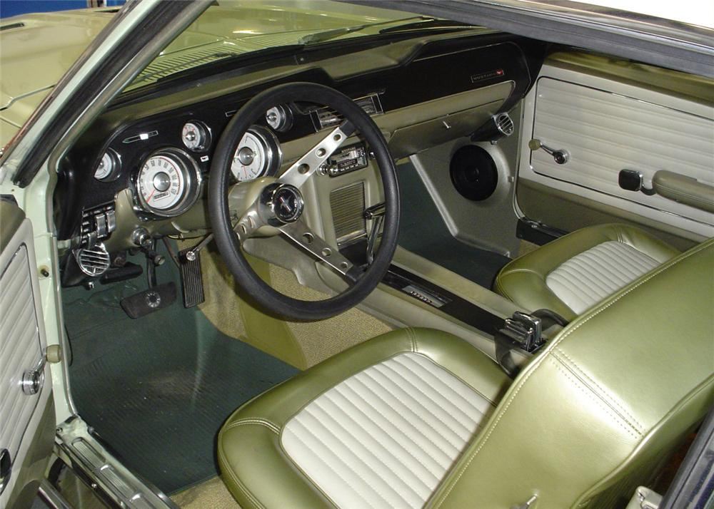 1968 Ford Mustang California Special Coupe 61001