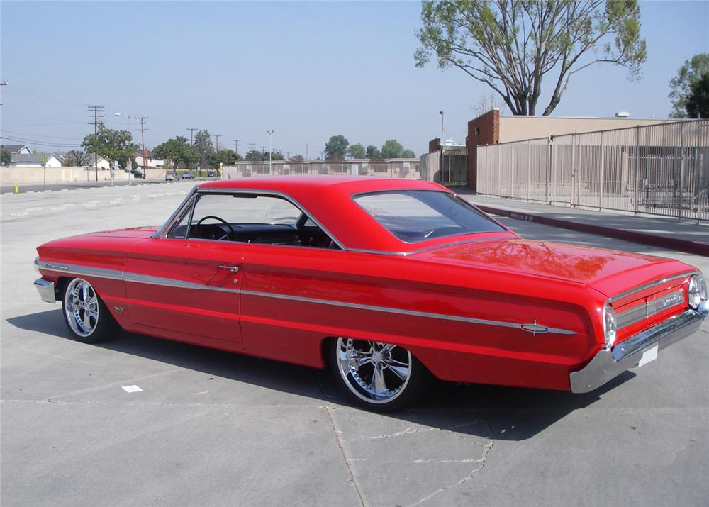 1964 ford galaxie 500 xl custom fastback 61064. Cars Review. Best American Auto & Cars Review