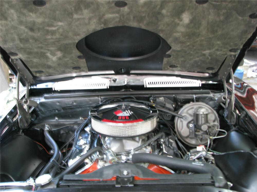 1968 CHEVROLET CAMARO SS COUPE - Engine - 61072