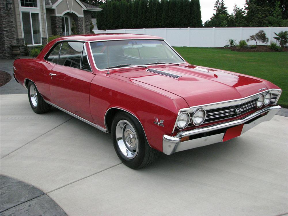 1967 chevrolet chevelle ss 396 2 door coupe re creation 61073. Black Bedroom Furniture Sets. Home Design Ideas