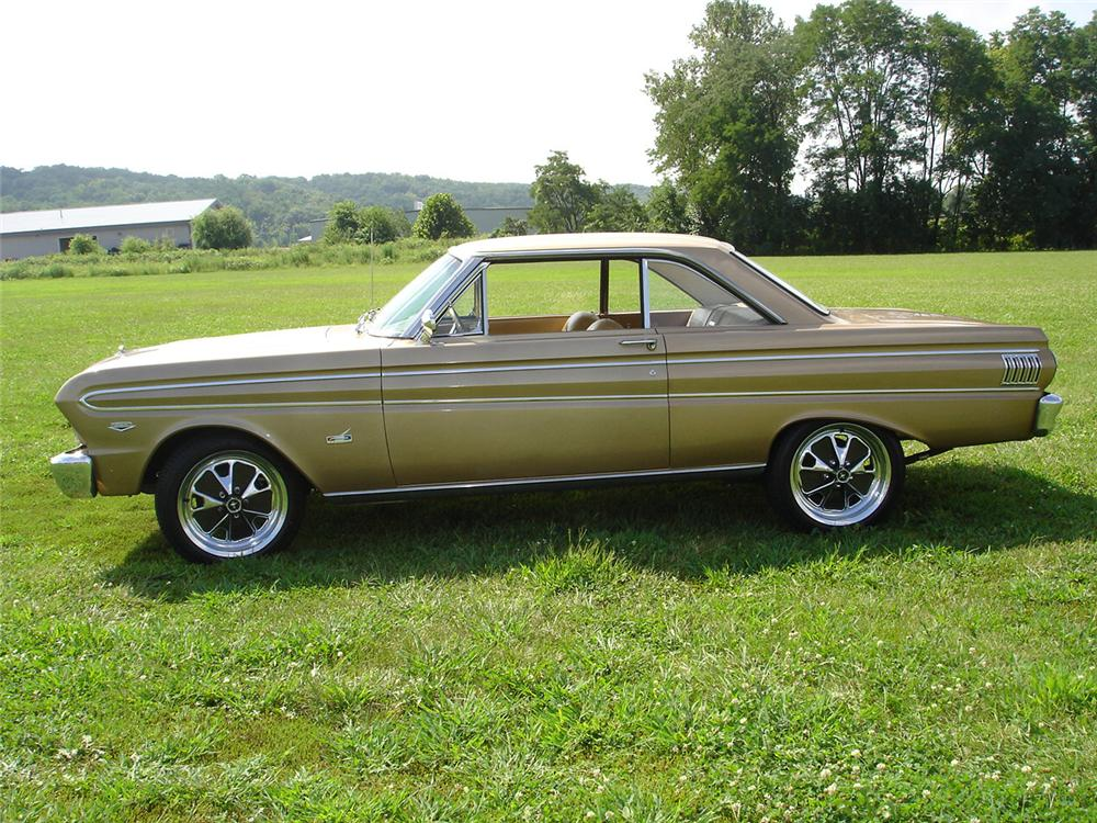 1964 FORD FALCON FUTURA 2 DOOR HARDTOP 61080