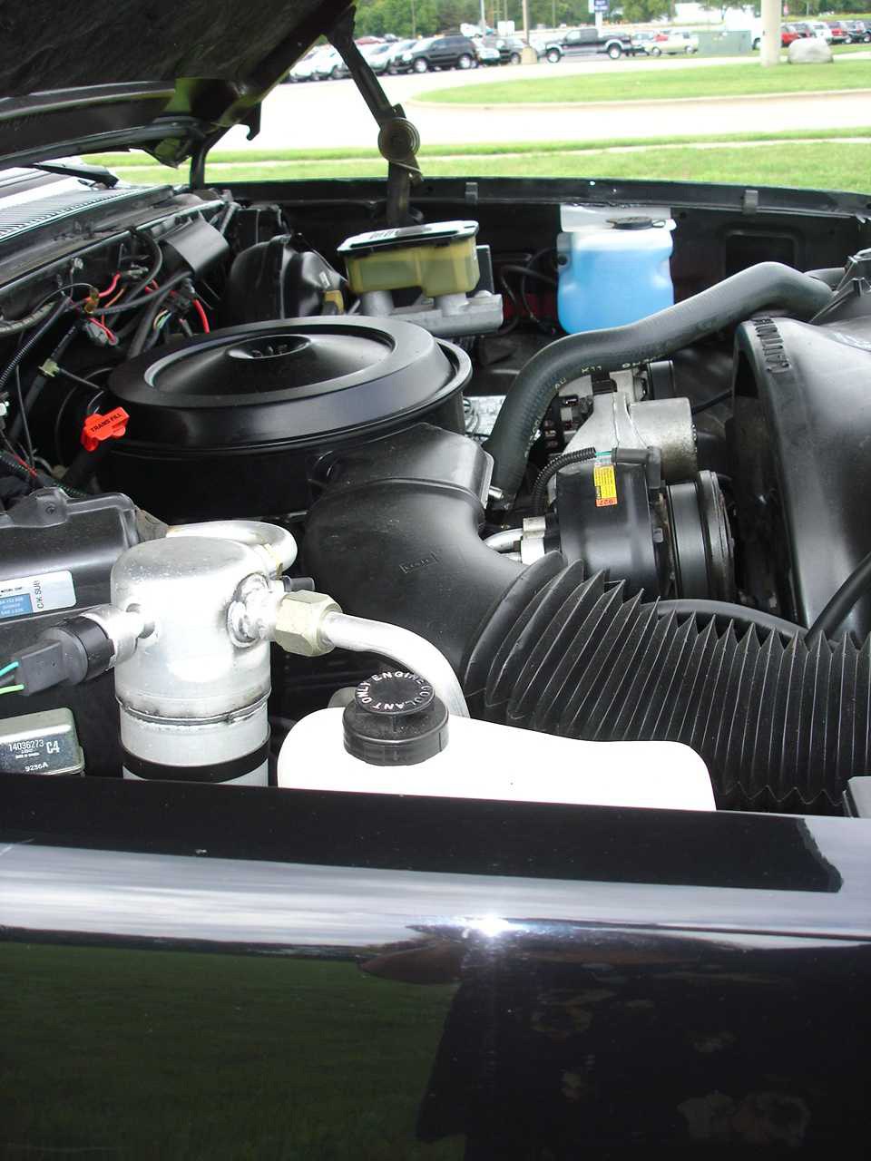 1990 CHEVROLET SUBURBAN STATION WAGON - Engine - 61082