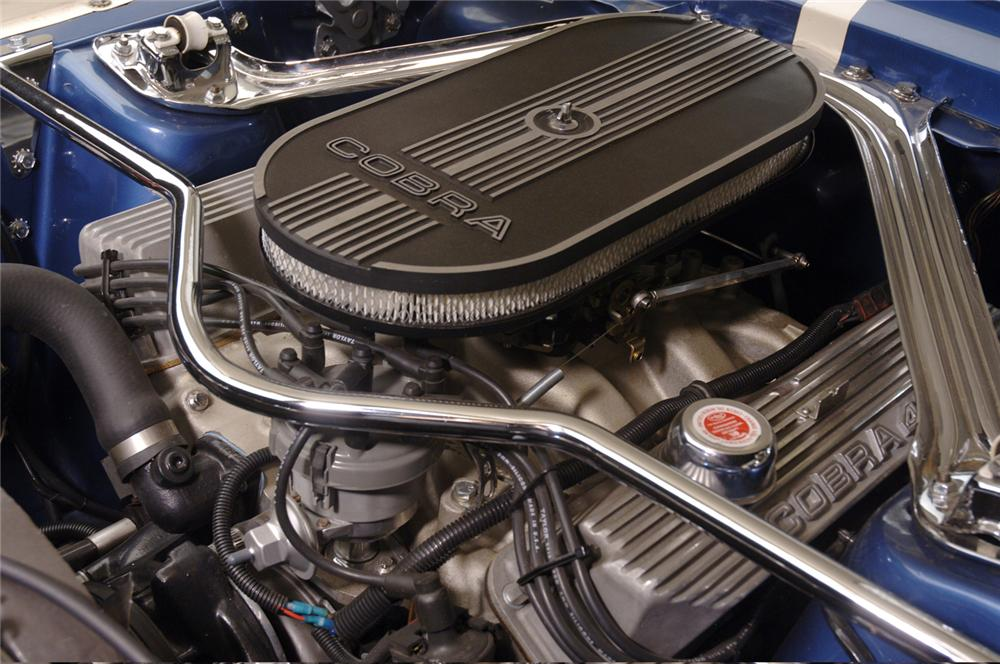 1968 SHELBY GT500 FASTBACK RE-CREATION - Engine - 61110