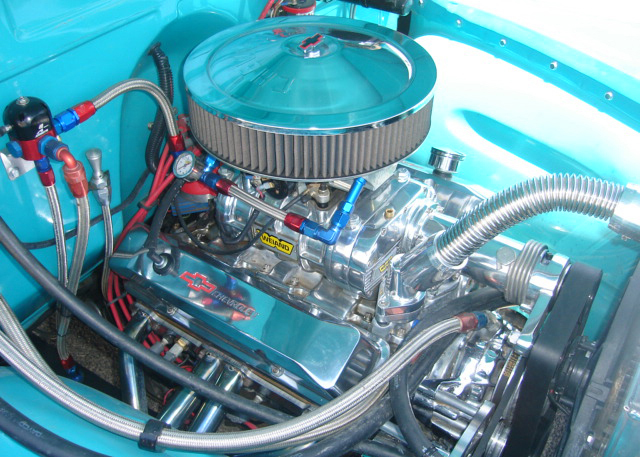 1947 CHEVROLET CUSTOM PICKUP - Engine - 61111