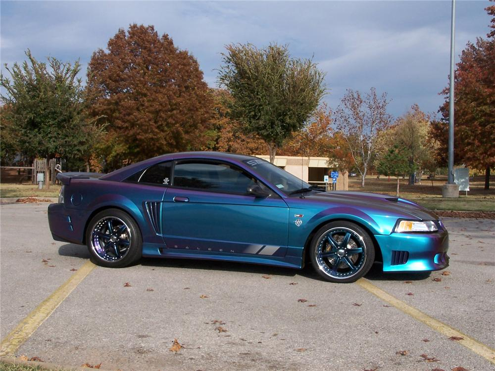 1999 Ford Saleen Mustang Coupe 61120