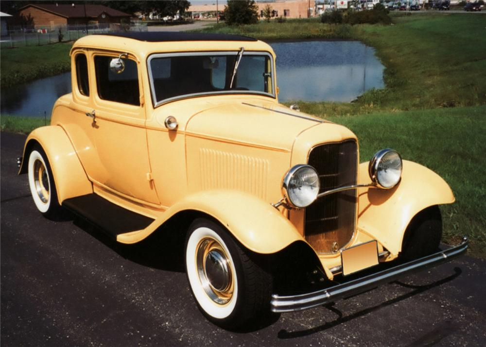 1932 ford 5 window custom coupe 61124 for 1932 ford 3 window