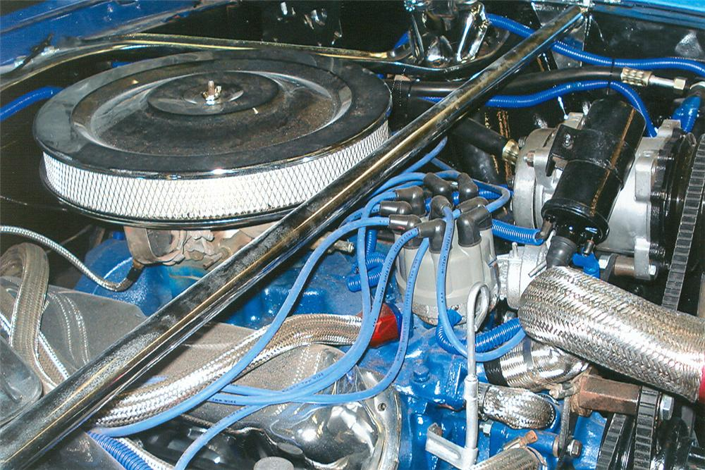 1965 FORD MUSTANG CUSTOM COUPE - Engine - 61140