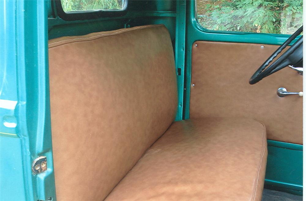 1941 FORD GAS DELIVERY TRUCK - Interior - 61144