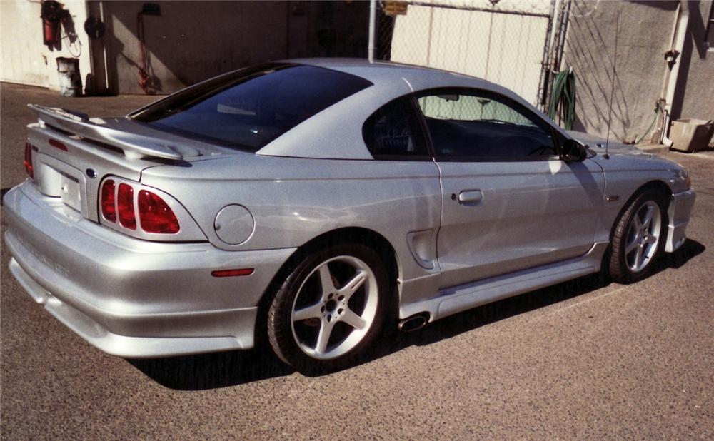 Roush Stage 3 >> 1998 FORD MUSTANG ROUSH STAGE 3 FASTBACK - 61184