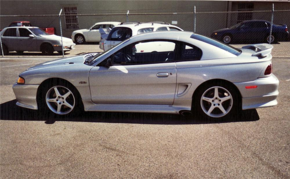 1998 FORD MUSTANG ROUSH STAGE 3 FASTBACK - Side Profile - 61184