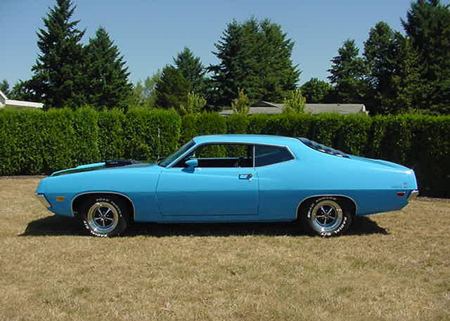 Image Result For Ford Torino Cobra Jet
