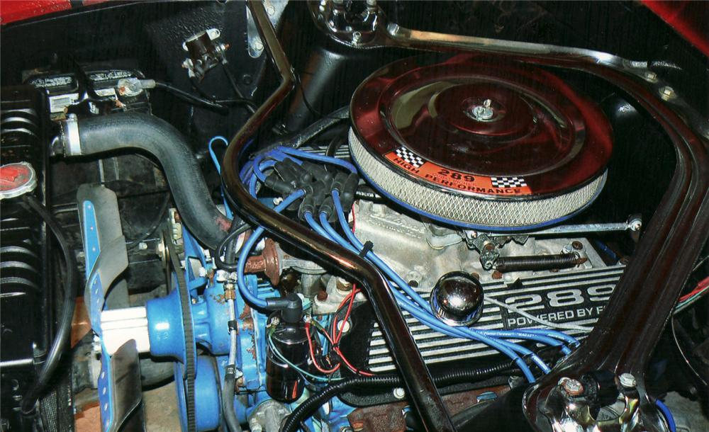 1967 SHELBY GT350 FASTBACK RE-CREATION - Engine - 61203