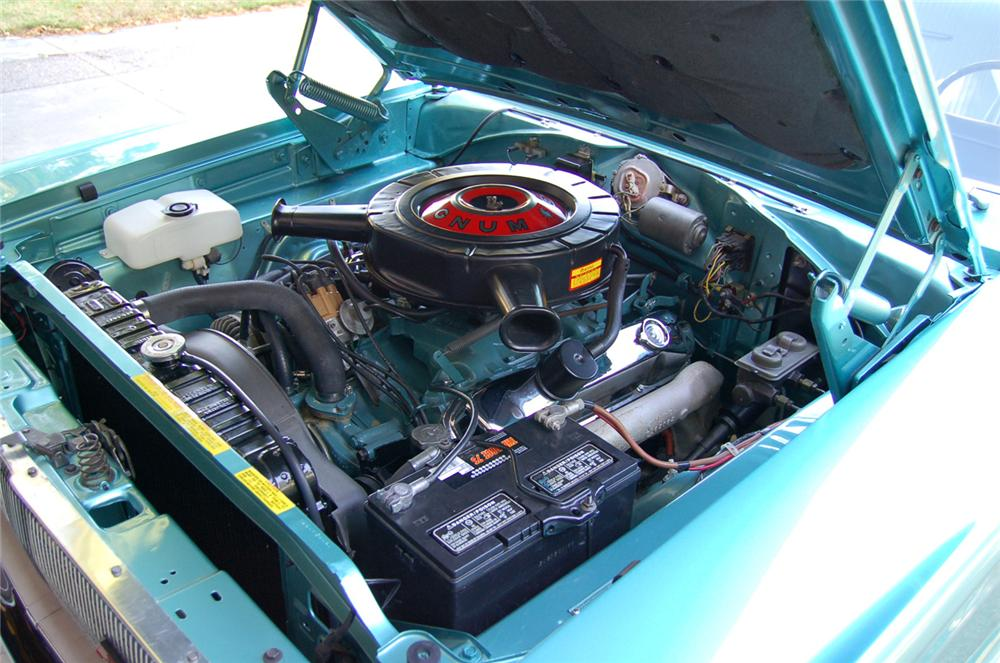 1967 DODGE CORONET R/T 2 DOOR HARDTOP - Engine - 61223