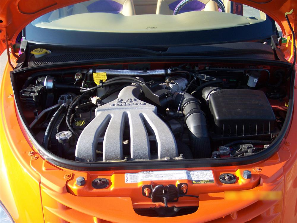 2003 CHRYSLER PT CRUISER CUSTOM ROADSTER - Engine - 61227