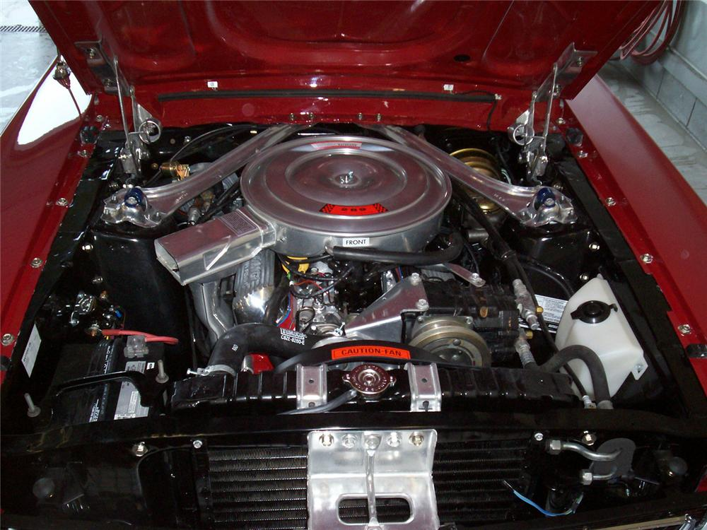 1968 FORD MUSTANG FASTBACK - Engine - 61235